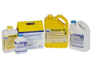 epoxacast epoxy resin bundle