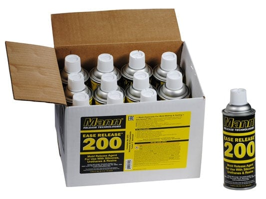 box of ease release mould sprays