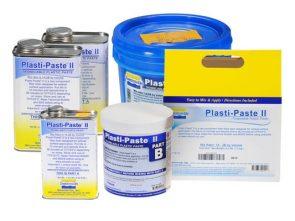Plasti-Paste Resin