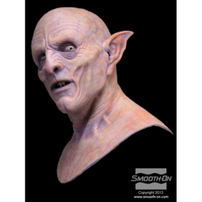 Smooth On Dragon Skin application outcome