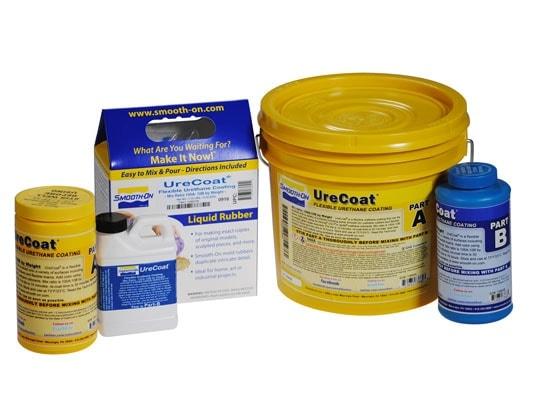 urecoat rubber